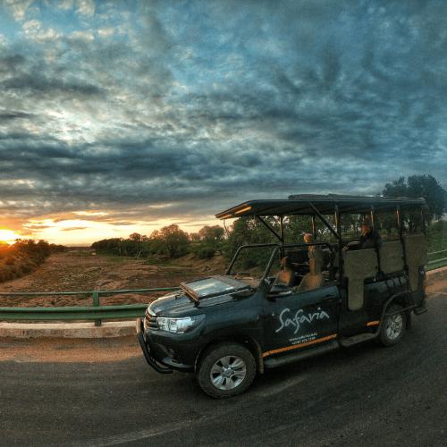 Safari-Kruger-Park